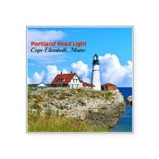 Portland Head Light Sticker