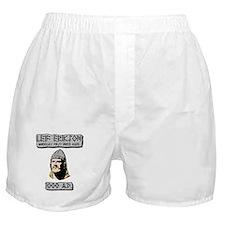Leif Erikson: America's First White Dude Boxer Sho