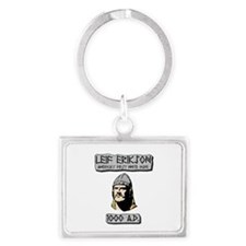 Leif Erikson: America's First White Dude Keychains