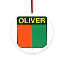 oliver 2.gif Ornament (Round)