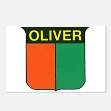oliver 2.gif Postcards (Package of 8)
