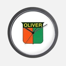 oliver 2.gif Wall Clock