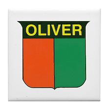 oliver 2.gif Tile Coaster
