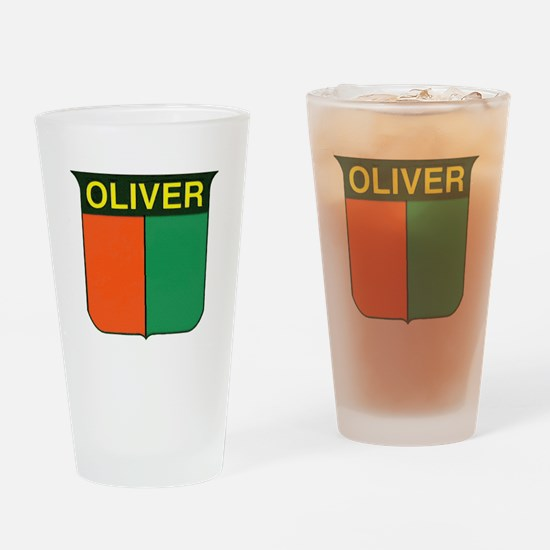 oliver 2.gif Drinking Glass