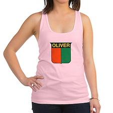 oliver 2.gif Racerback Tank Top