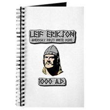 Leif Erikson: America's First White Dude Journal