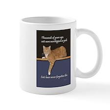 Orange Kitty Ginger Cat Mugs