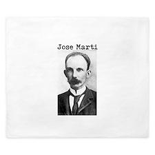 Jose Marti King Duvet