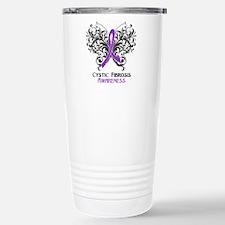 Cystic Fibrosis Awaren Travel Mug