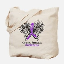 Cystic Fibrosis Awareness Tote Bag
