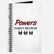 Powers Family Reunion Journal