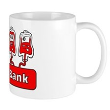 Blood Bank Small Mug