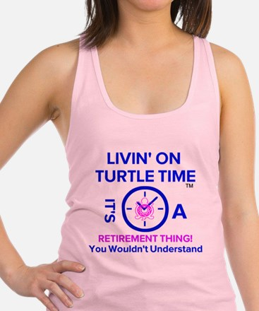 It's A Retirement Thing! Racerback Tank Top