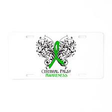 Cerebral Palsy Awareness Aluminum License Plate