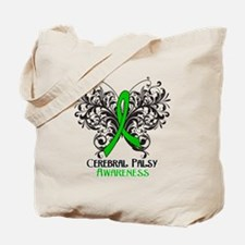 Cerebral Palsy Awareness Tote Bag