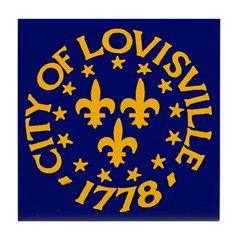 Louisville Tile Coaster