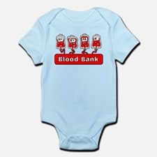 Blood Bank Body Suit