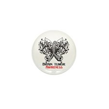 Brain Tumor Awareness Mini Button (10 pack)