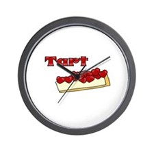 Tart cntr Wall Clock