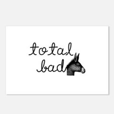Bad*ss Postcards (Package of 8)