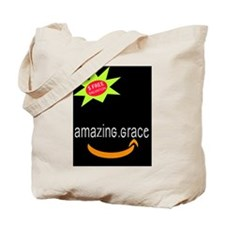 amazing.Grace Salvation Tote Bag