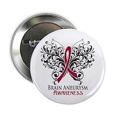 "Brain Aneurysm Awareness 2.25"" Button (10 pack)"