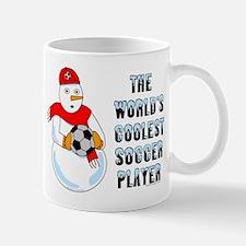 World's Coolest Soccer Player Mug