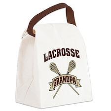 lacrosse80light Canvas Lunch Bag