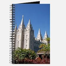 Salt Lake Temple, Plaza View Journal
