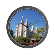 Salt Lake Temple, Plaza View Wall Clock