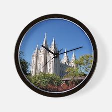 Salt Lake Temple, Plaza View Wall Clock
