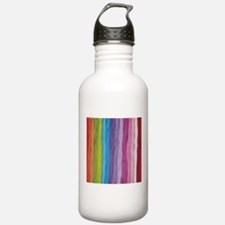 Thread Colors Water Bottle