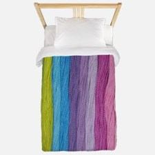 Thread Colors Twin Duvet