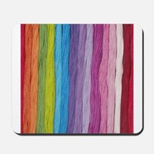 Thread Colors Mousepad