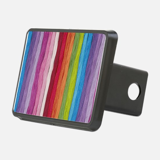 Thread Colors Hitch Cover