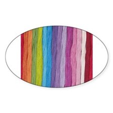 Thread Colors Decal