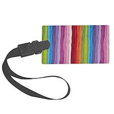 Thread Colors Luggage Tag