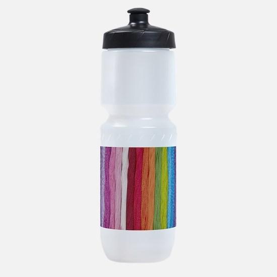 Thread Colors Sports Bottle