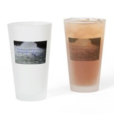 Rivers of Living Water Drinking Glass