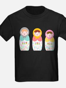 Babushka Dolls T-Shirt