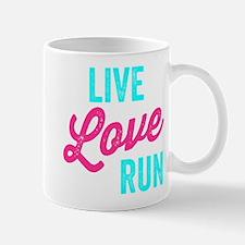 Live Love Run Mugs