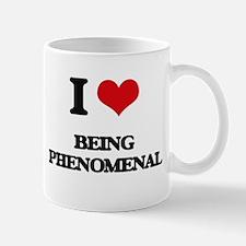 I Love Being Phenomenal Mugs