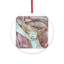 Good Girl Ornament (Round)
