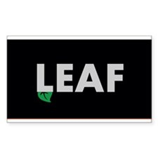 Leaf Decal