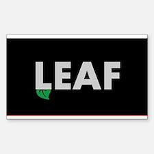 Leaf Decal