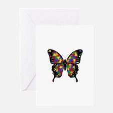 Autism Greeting Cards