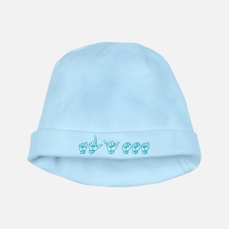 Alyssa baby hat