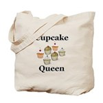 Cupcake Queen Tote Bag