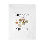 Cupcake Queen Twin Duvet