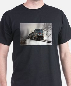 Funny Trains norfolk southern T-Shirt
